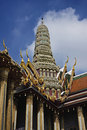 Thailand, Bangkok, Imperial city Royalty Free Stock Photo