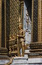 Thailand, Bangkok, Imperial Palace Royalty Free Stock Photo