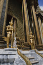 Thailand, Bangkok, Imperial Palace, Imperial city Royalty Free Stock Photo