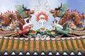 Thailand, Bangkok: temple in Chinatown Stock Photo