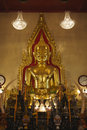 Thailand, Bangkok, Traimit Temple Stock Photo