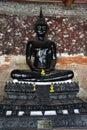 Thailand Bangkok Wat Suthat Royalty Free Stock Photography
