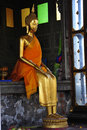 Thailand Bangkok Wat Suthat Royalty Free Stock Photos