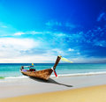 Thailand beach sea travel landscape sandy background Stock Photo