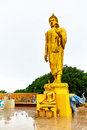 Thailand. Buddha Statue In Koh Samui. Buddhism. Religion. Travel Royalty Free Stock Photo