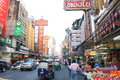 Thailand : Chinatown Stock Photo