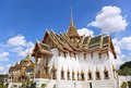 Thailand grand palace bangkok Royalty Free Stock Photos