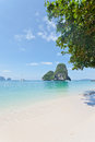 Thailand - Phra Nang Beach Stock Photos
