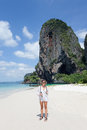 Thailand - Phra Nang Beach Royalty Free Stock Photos