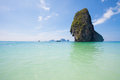 Thailand - Phra Nang Beach Royalty Free Stock Images
