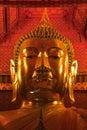 Thailand Temple Big Buddha Complex Royalty Free Stock Photo