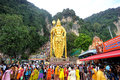 Thaipusam Royalty Free Stock Photos
