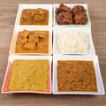 Thali Royalty Free Stock Photo
