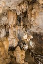 Tham chang cave vang vieng the hang around is situated follow the river road southern site of meuang xong village because its high Royalty Free Stock Photography