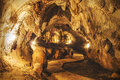 Tham Chang Cave in Vang Vieng, Vientiane Province, Laos Royalty Free Stock Photo