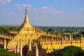 Thambuddhei Paya Royalty Free Stock Photo