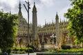 Thambuddhei Paya - Monywa - Myanmar (Burma) Royalty Free Stock Photo