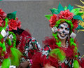 Thames Festival Night Carnival Royalty Free Stock Photography