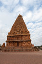 Thanjavur temple india state of tamil nadu Royalty Free Stock Photography