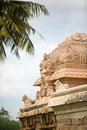 Thanjavur temple india state of tamil nadu Stock Photography