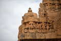 Thanjavur temple india state of tamil nadu Royalty Free Stock Photos