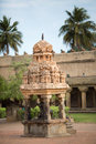 Thanjavur temple india state of tamil nadu Royalty Free Stock Image