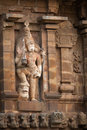 Thanjavur temple india state of tamil nadu Stock Photos