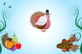Thanksgiving Background 4 Stock Image