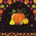 Thanksgiving Design Royalty Free Stock Photo
