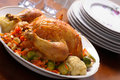 Thanksgiving Dinner Royalty Free Stock Images