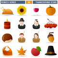 Thanksgiving - Robico Series Stock Images