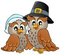 Thanksgiving theme image eps vector illustration Stock Photography