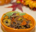 Potpourri Thanksgiving Themed Royalty Free Stock Photo