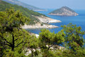 Thassos, Greece Stock Photography