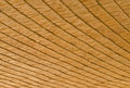 Thatched roof. Royalty Free Stock Photos