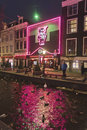 Theatre Cassa Rosso Red Light District Amsterdam