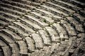 Theatre at Epidaurus Stock Photography