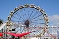 Theme Park Royalty Free Stock Photo