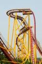 Themepark Royalty Free Stock Photo