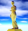 Themis Royalty Free Stock Photo