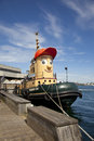 Theodore tugboat halifax canada september on september in nova scotia is a canadian children s television series Stock Photo