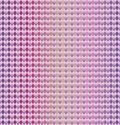 Ultraviolet geometric pattern on colorful background - the color trend 2018. Vector illustration.