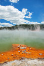 Thermal pool Stock Photos