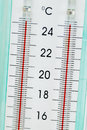 Thermometer. Royalty Free Stock Photo