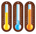 Thermometers Royalty Free Stock Photo