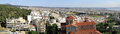 Thessaloniki (Greece) panorama Royalty Free Stock Photography