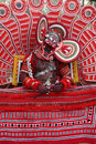 Theyyam Royalty Free Stock Photos