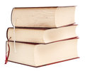 Thick books Royalty Free Stock Photo