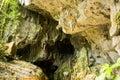 Thien duong cave paradise cave in phong nha ke bang national park vietnam Royalty Free Stock Photos