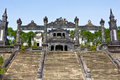 Thien mu pagoda in hue vietnam Stock Photo